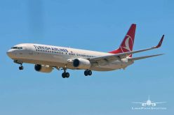 TC-JYL   Boeing 737-9F2   Turkish Airlines