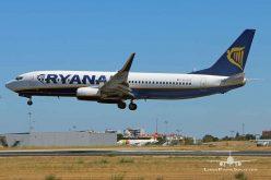 EI-DYZ | Boeing 737-8AS | Ryanair