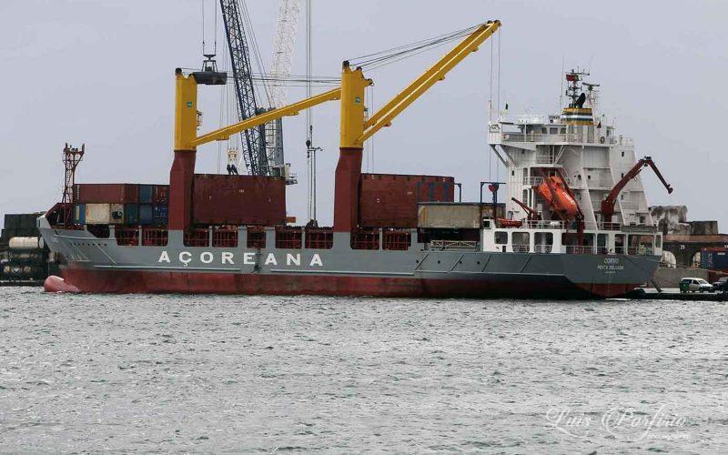 Corvo | Cargo Ship