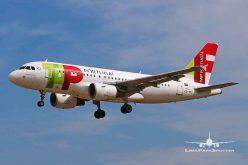 CS-TTS | Airbus A319-112 | TAP Air Portugal