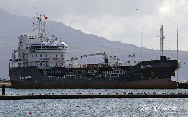 São Jorge | Oil Tanker | Transinsular