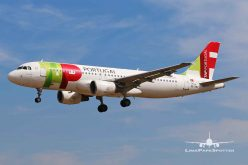 CS-TNV  | Airbus A320-214 | TAP Air Portugal