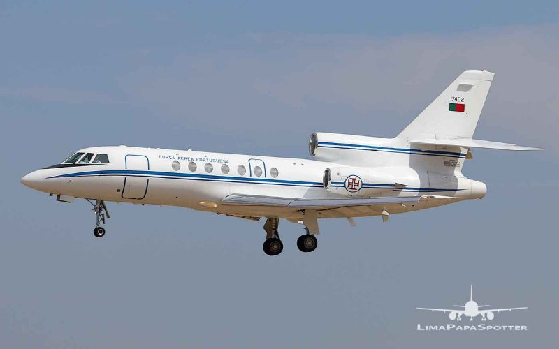 17402 | Dassault Falcon 50 | Portuguese Air Force (FAP)