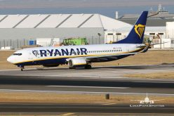 EI-EBH | Boeing 737-8AS(WL) | Ryanair
