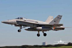 C15-96 | McDonnell Douglas FA-18A Hornet | Ejército del Aire