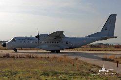 16707 | EADS CASA C-295M | Força Aérea Portuguesa (FAP)
