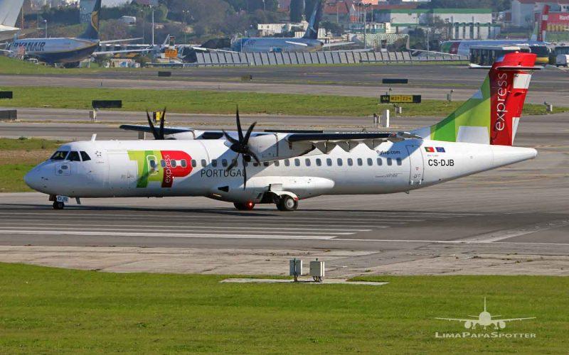 CS-DJB | ATR 72-600 (72-212A) | TAP Express