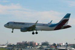 D-AEWO | Airbus A320-214(WL) | Eurowings