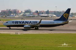EI-DYD | Boeing 737-8AS(WL) | Ryanair