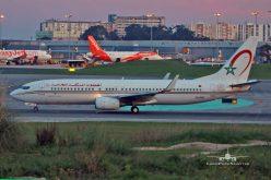 CN-RNW | Boeing 737-8B6 | Royal Air Maroc