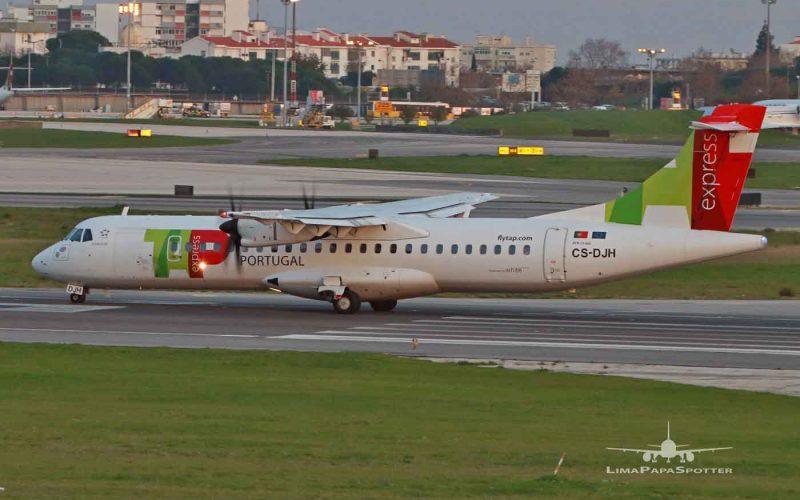 CS-DJH | ATR 72-600 | TAP Express