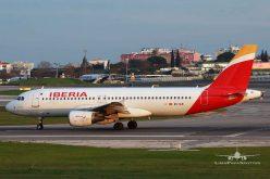 EC-ILR | Airbus A320-214 | Iberia