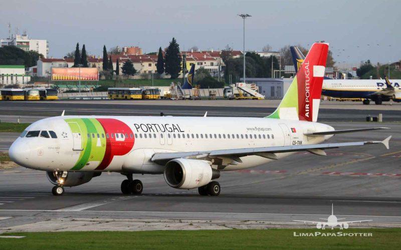 CS-TNK | Airbus A320-214 | TAP Air Portugal