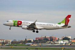 CS-TPQ | Embraer ERJ-190LR | TAP Express