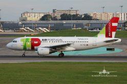 CS-TTE | Airbus A319-111 | TAP Air Portugal