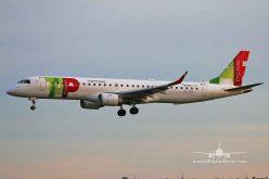 CS-TTX | Embraer ERJ-195AR | TAP Express