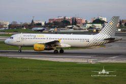 EC-KRH | Airbus A320-214 | Vueling
