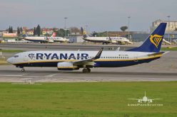 EI-DWL | Boeing 737-8AS | Ryanair