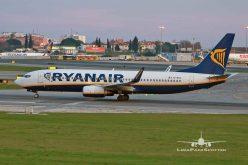 EI-ESX | Boeing 737-8AS(WL) | Ryanair