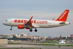 G-EZWV | Airbus A320-214 | easyJet