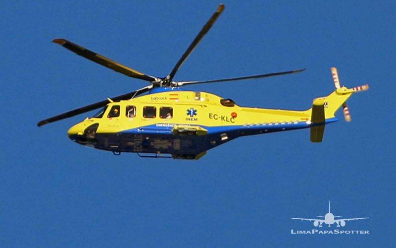 EC-KLC | AgustaWestland AW139 | Babcock/INEM