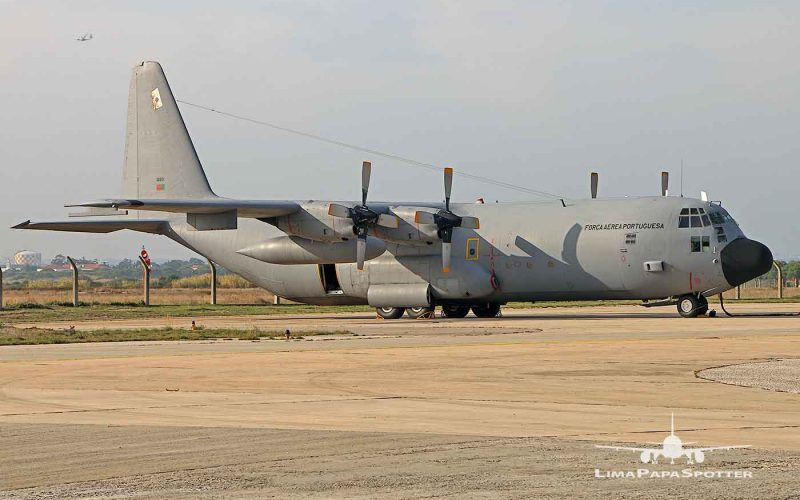16801 | Lockheed C-130H-30 Hercules | Portugal Air Force (FAP)