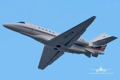 CS-LTA | Cessna 680A Citation Latitude | NetJets Europe