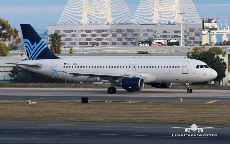 F-HBIS   Airbus A320-214   TAP Air Portugal