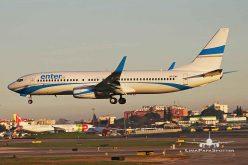 SP-ENV | Boeing 737-8BK | Enter Air
