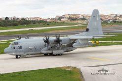 16-7108   Lockheed KC-130J   US Marine Corps  (USMC)