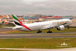 A6-EPD | Boeing 777-31H(ER) | Emirates