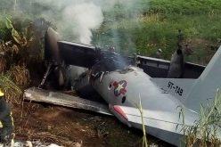 Avião militar de transporte sai de pista no Congo – 38 feridos