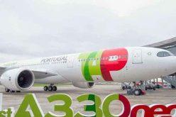 TAP recebeu em Toulouse o primeiro avião Airbus A330-900neo