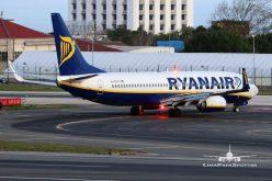 EI-EVO | Boeing 737-8AS | Ryanair