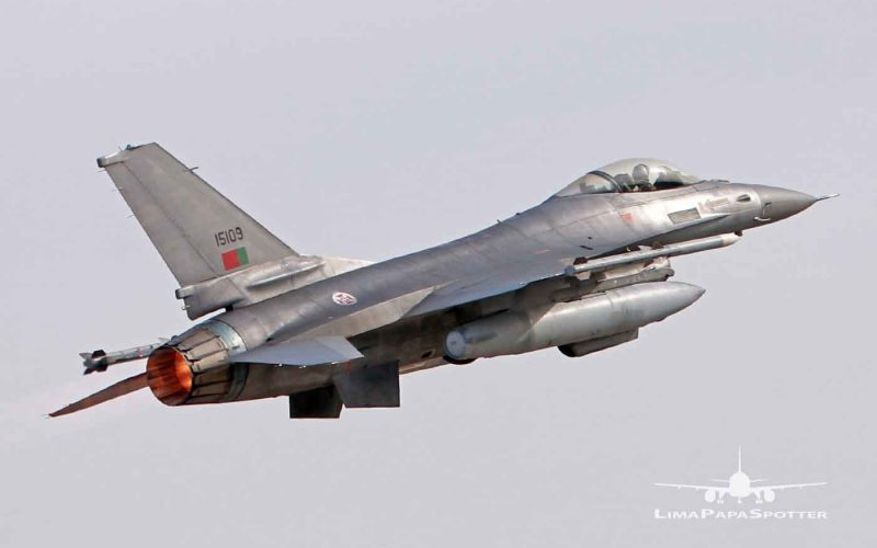 15109 | General Dynamics F-16AM Fighting Falcon | FAP