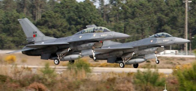 15118, 15132   General Dynamics F-16AM Fighting Falcon   FAP
