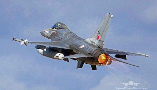 15116 | General Dynamics F-16AM Fighting Falcon | Força Aérea Portuguesa (FAP)