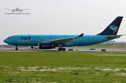 PR-AIU | Airbus A330-243 | Azul Linhas Aéreas Brasileiras