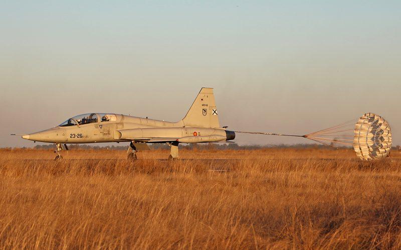 """AE.9-018   Northrop-CASA F-5B """"Freedom-fighter""""   Força Aérea Espanhola"""