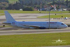 CS-TRO – Airbus A320-214 | White