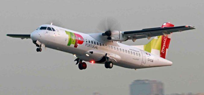 CS-DJA | ATR 72-500 (72-212A) | TAP Express