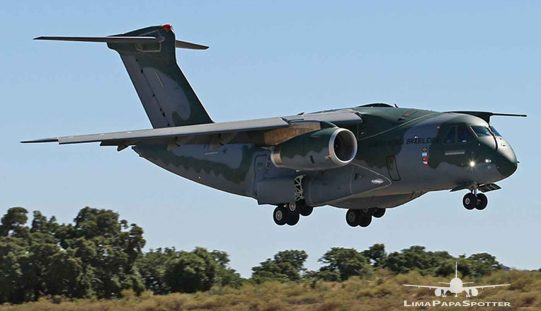 PT-ZNJ | Embraer KC-390 | Força Aérea Brasileira