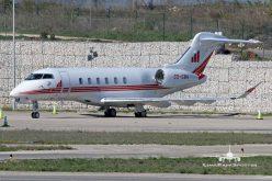 CS-CBA | Bombardier Challenger 350 | NetJets