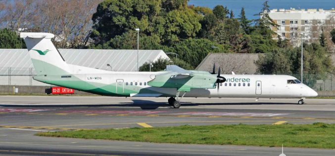 LN-WDG | De Havilland Canada DHC-8-402Q Dash 8 | Widerøe