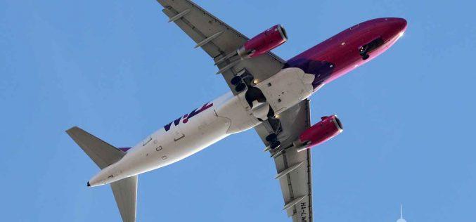 HA-LWR | Airbus A320-232 | Wizz Air