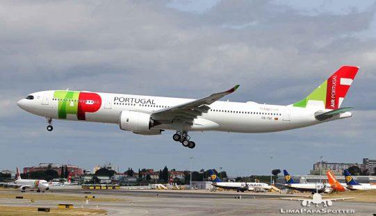 CS-TUI | Airbus A330-941 | TAP Air Portugal