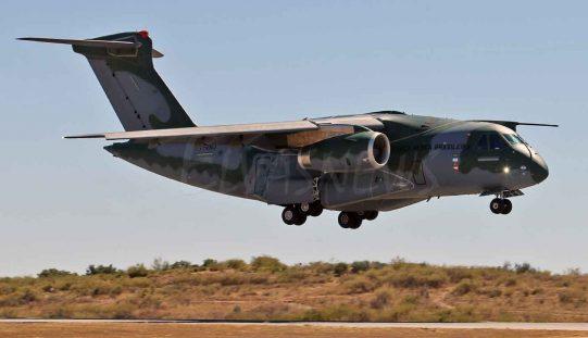 Portugal Compra cinco aeronaves KC-390