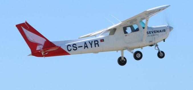 CS-AYR   Cessna 152   Sevenair