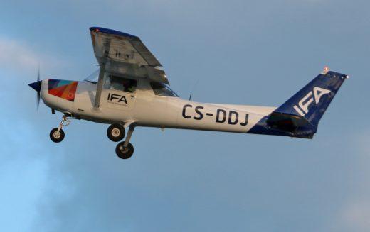 CS-DDJ | Cessna 152 | IFA Instituto de Formação Aeronáutica