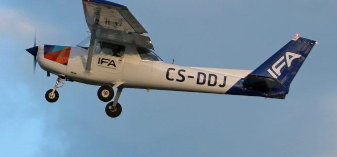 CS-DDJ   Cessna 152   IFA Instituto de Formação Aeronáutica